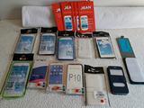 Custodie cellulari (17 pezzi)