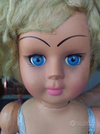 Bambola vintage anni 50