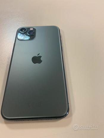 Iphone 11 Pro 256 Gb midnight green