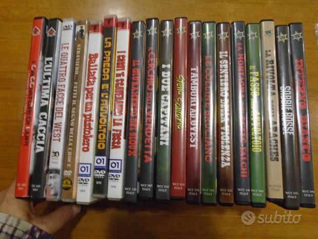 DVD originali film Western