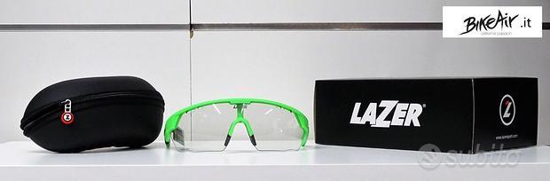 Occhiali lazer magneto m3 verdi lenti fotocromate