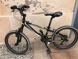 """Bici GRANDIS bambino 20"""" telaio alluminio"""