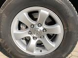 Cerchi Lega Toyota Land Cruiser kdj 120 125 Prado