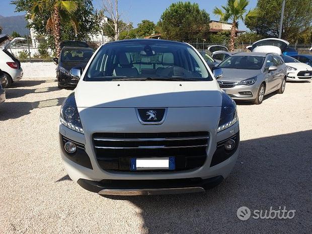 Peugeot 3008 hybrid4 s&s 4wd navi pelle-2012
