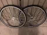 Ruote bici corsa vintage mozzi campagnolo