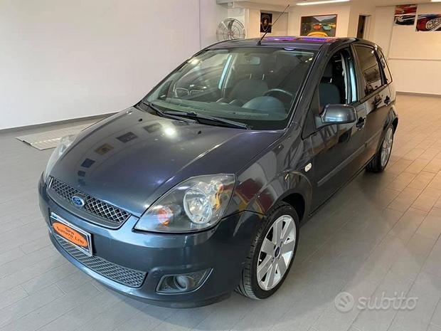 Ford Fiesta 1.4 Tdci 70cv 5porte Titanium 2006