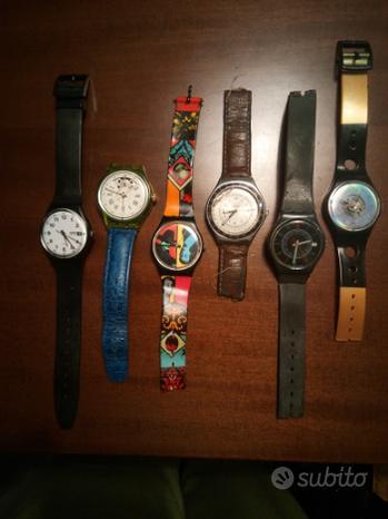 Orologi Swatch