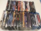 50 Film DVD e blu ray Marvel