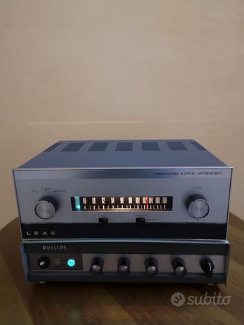 Amplificatore /Tuner - Valvolari