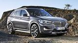 BMW X1 restiling in ricambi