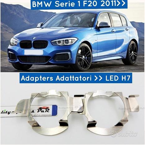2 ADATTATORI montaggio KIT LED BMW Portalampada