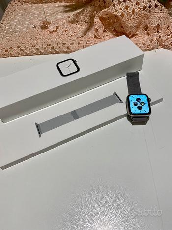 Apple Watch Serie 4 44mm Acciaio