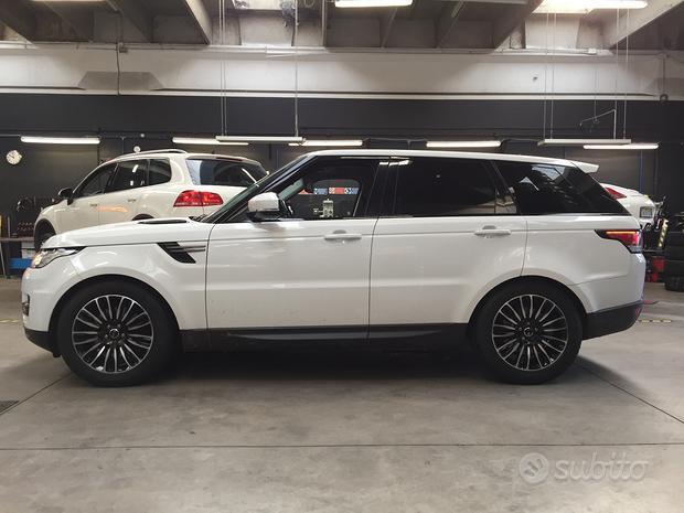 Cerchi Range Rover Sport raggio 20 NUOVI cod.38923