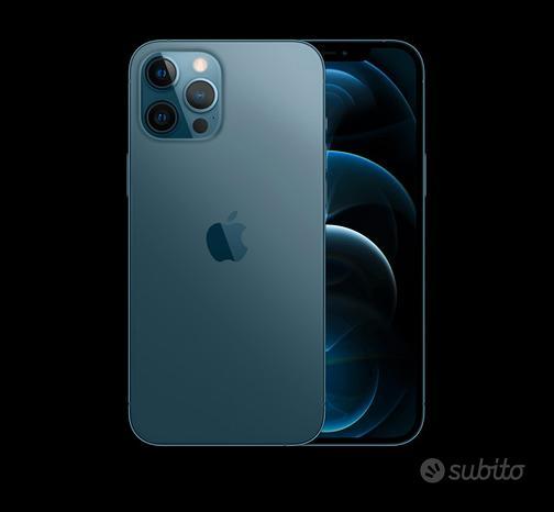 IPhone 12 pro max 128gb blu pacifico - NUOVO