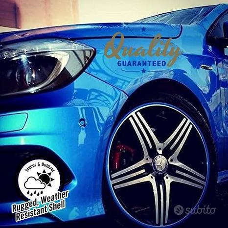 Profilo CERCHI in lega per Mercedes Bordino Blu