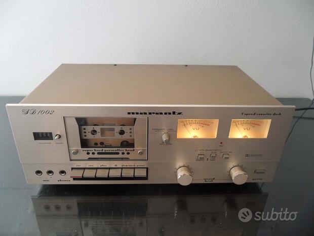 Deck piastra stereo MARANTZ SD 1002