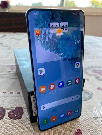 Samsung Galaxy S20 Plus 5G - 8/128GB - Cloud Blue