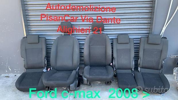 Tappezzeria ford c max da 2004 a 2009