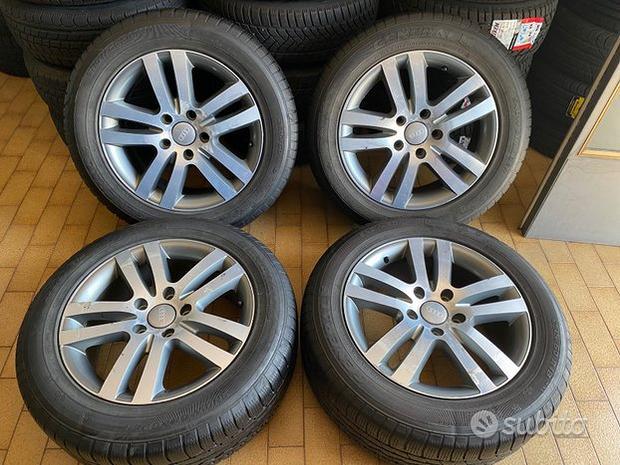 Cerchi in lega Audi Q7 235/60 R18 107H M+S