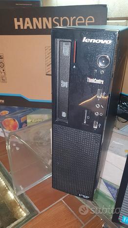 Lenovo intel i5 4gnz ram 8gb monitor full hd nuovo