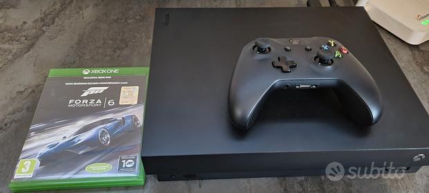 Xbox one X + gioco
