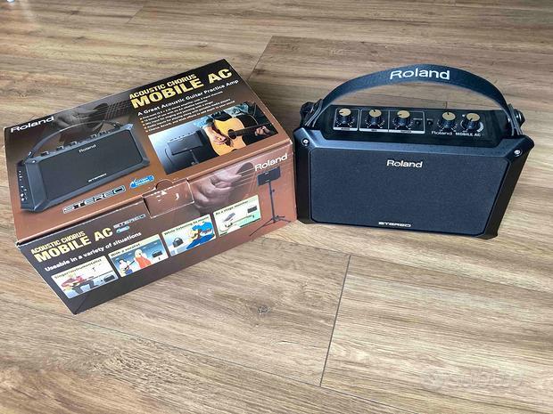 Roland acoustic chorus mobile ac