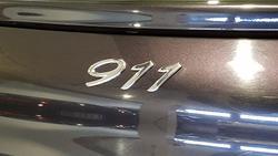 911 996 Porsche C4 Millennium Edition Special