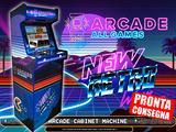 Cabinato Bartop Arcade 10'000 videogames