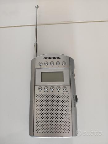 Radio portatile GRUNDIG city boy 52
