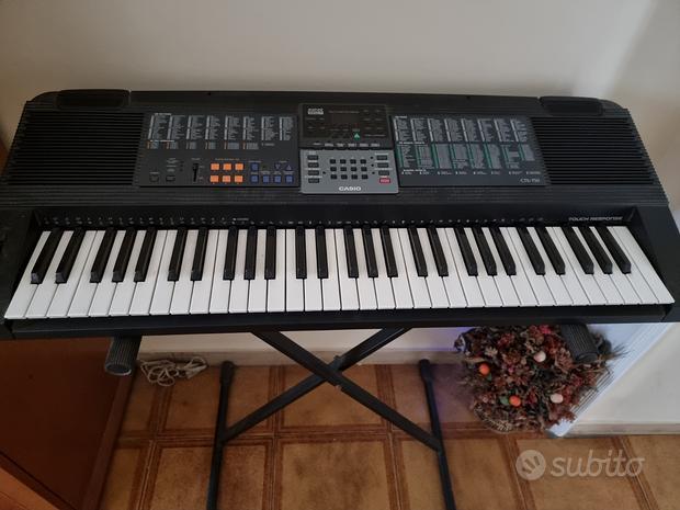 Pianola Casio Ctk-750