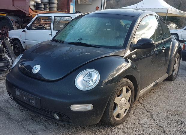 Ricambi Vw new beetle '03 66 kw