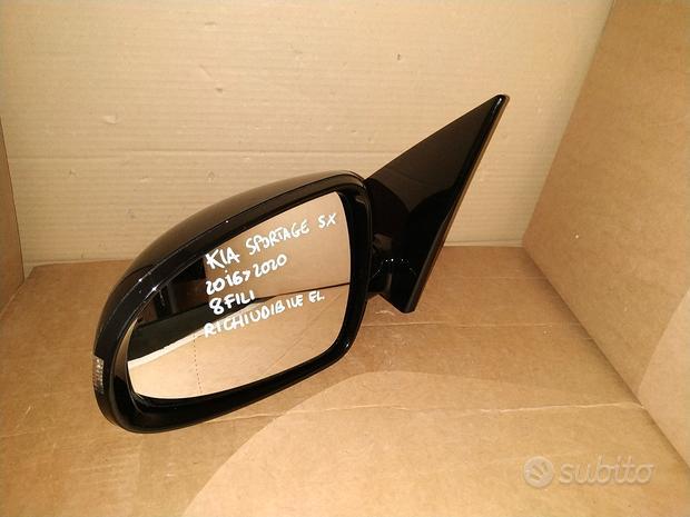 Specchietto retrovisore kia sportage sx