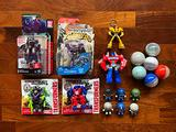Transformers modellini vari
