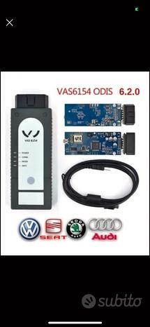 DIAGNOSI UFFICIALE ODIS AUDI/VW/SEAT/SKODA v.7.2.1