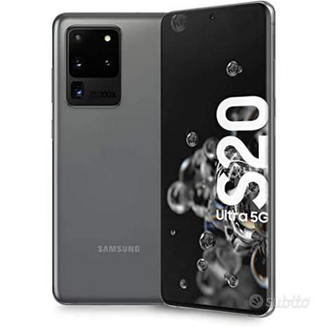 Samsung Galaxy S20 Ultra 128GB dual sim grigio