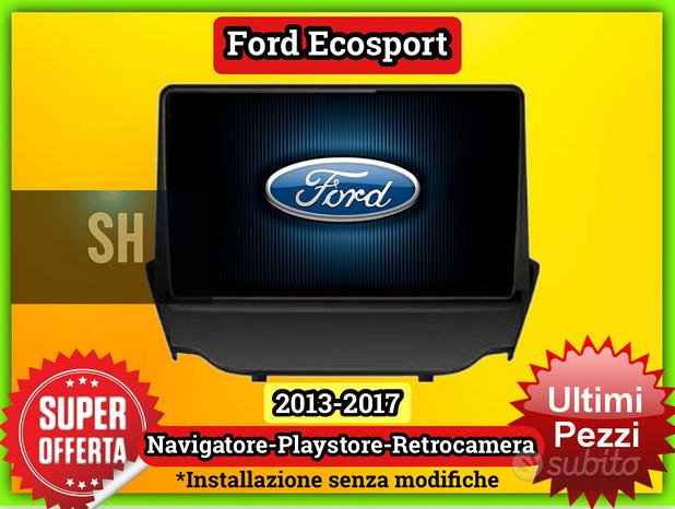 Navigatore TV USB Wifi Ford Ecosport 2012-2017
