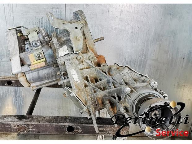 Cambio fiat panda 4x4 1.2 bz