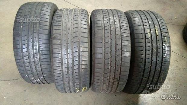 Gomme usate - 245 45 17 goodyear estive