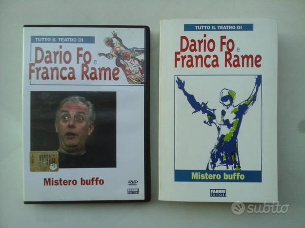 DVD: Dario Fo, Eduardo De Filippo, Gigi Proietti