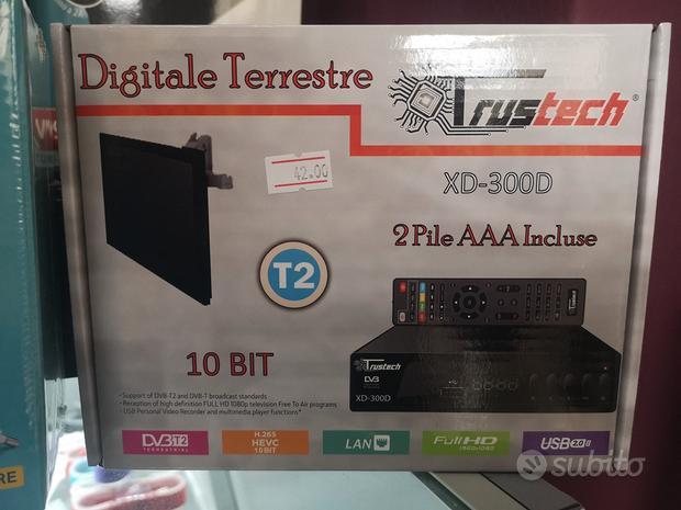 Decoder digitale terrestre - Nuovo segnale TV