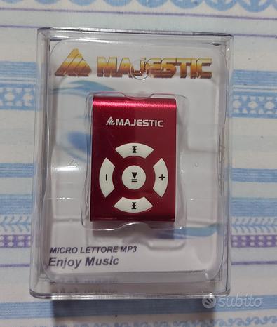 Lettore MP3 Majestic