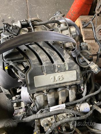 Motore Volkswagen golf 1600 benzina