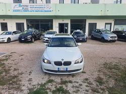 BMW SERIE 5 E61 530d XDrive 2010 TETTO NAVI