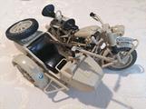 Polistil moto sidecar bmw