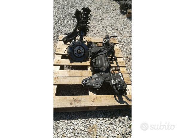 PEUGEOT 208 1.4D MECC SX  CULLA MOTORE