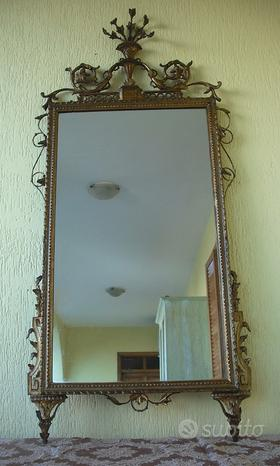 Specchiera luigi xvi del 700
