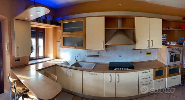 Cucina 4,40 mt X 1,90 mt