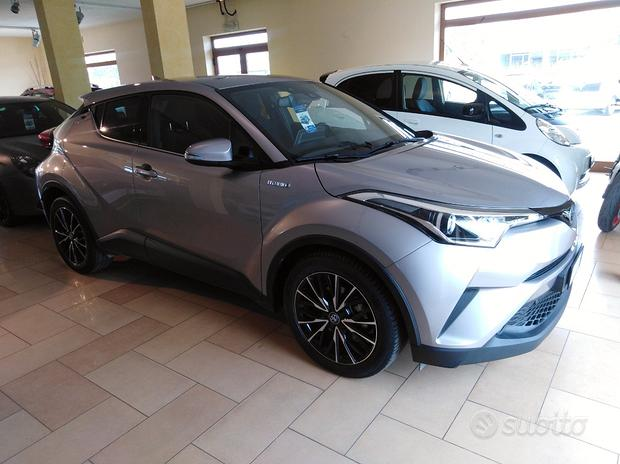 Toyota c-hr - 2018