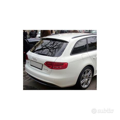 Spoiler alettone Audi A4 B8 Station Avant S-Line