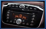 Autoradio Fiat Punto EVO + Codice